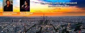 Conférence Nationale France en Feu 2013 - PARIS -